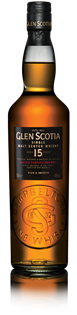 Glen Scotia Scotch Single Malt 15 Year 750ml